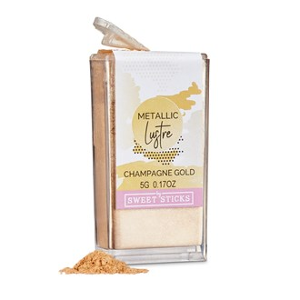 Champagne Gold Lustre Dust 5g