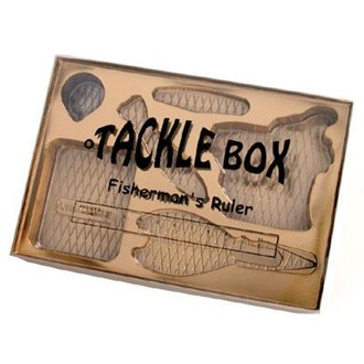 Fishing Tackle Chocolate Box - Seasonal Item