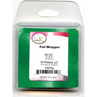 Green Foil Wrapper 3