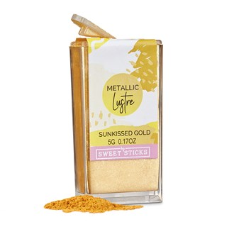 Sunkissed Gold Lustre Dust 5g